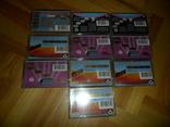 Аудиокассета кассета 10 шт в лоте RONEeS, фото №3