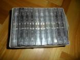 Аудиокассета кассета SAEHAN C60 и С90 - 10 шт в лоте музыкальная коллекция, фото №6
