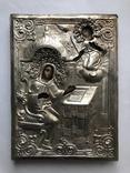 """Старинная икона """"Благовещение Пресвятой Богородицы"""". photo 1"""