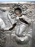 """Старинная икона """"Благовещение Пресвятой Богородицы"""". photo 3"""