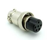 Разъем кабеля катушки, 6 pin., фото №2