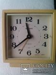 Часы-будильник sevani , Севани полностью рабочие CCCР, фото №2