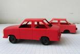 Машинка легковая СССР сохран + 1 на запчасти photo 6