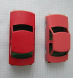 Машинка легковая СССР сохран + 1 на запчасти photo 9