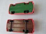 Машинка легковая СССР сохран + 1 на запчасти photo 11