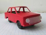 Машинка легковая СССР сохран + 1 на запчасти photo 12