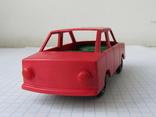 Машинка легковая СССР сохран + 1 на запчасти photo 13