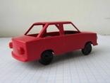 Машинка легковая СССР сохран + 1 на запчасти photo 15
