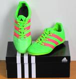 Детские бутсы Adidas ACE 16.4 FxG J 34-размер