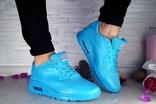 Женские Кроссовки Nike Голубые 10196 Размер 36 photo 3