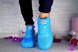 Женские Кроссовки Nike Голубые 10196 Размер 36 photo 4