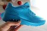 Женские Кроссовки Nike Голубые 10196 Размер 36 photo 6