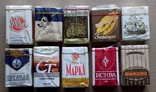 Коллекция сигарет 63 пачки photo 8