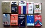 Коллекция сигарет 63 пачки photo 14