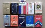Коллекция сигарет 63 пачки photo 19