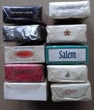 Коллекция сигарет 63 пачки photo 29