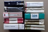 Коллекция сигарет 63 пачки photo 30