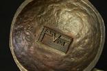 Фигурка. Олово под бронзу. Клеймо. Европа. (0733) photo 9