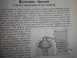 Производство Спирта 1935 г со схемой тираж всего 1000