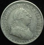Великобритания 3 шиллинга 1811 серебро photo 1