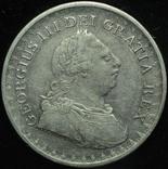 Великобритания 3 шиллинга 1811 серебро photo 4