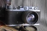 ФЭД - НКВД УССР № 63094, с Sonnar 2/50mm, фото №3