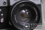 Фотоаппарат Зенит - ВМ, № 73000495, Гелиос-44М № 00632, выпуск 1239 шт.. photo 2