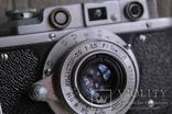 Зоркий-2, № 207 , Индустар-50 , 1954 года, первый, начало выпуска. photo 7