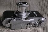 Зоркий-2, № 207 , Индустар-50 , 1954 года, первый, начало выпуска. photo 8