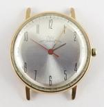 Часы Луч 2209. Позолота AU20