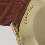 Часы золотые Омега, фото №6