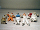 Старые елочные игрушки photo 5
