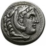 Срібна тетрадрахма Олександр ІІІ Великий photo 1