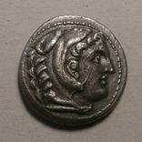 Срібна тетрадрахма Олександр ІІІ Великий photo 3