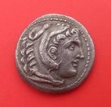 Срібна тетрадрахма Олександр ІІІ Великий photo 10