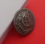 Срібна тетрадрахма Олександр ІІІ Великий photo 11