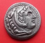 Срібна тетрадрахма Олександр ІІІ Великий photo 12