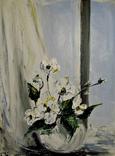 """""""Весенний натюрморт""""30х40 мастихин Гудь Е (оригинал) photo 1"""