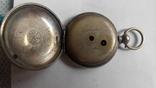 Карманные часы Cortebert ключевка, фото №3