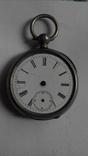 Карманные часы Cortebert ключевка, фото №4