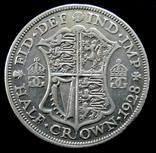 1/2 крони, 1928 р. photo 1