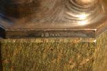 Статуэтка. Металл, камень. Высота 54 см. photo 17