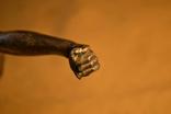Статуэтка. Металл, камень. Высота 54 см. photo 26