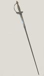 Валлонская шпага( колишмард) XVII века photo 1