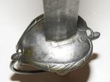 Валлонская шпага( колишмард) XVII века photo 5