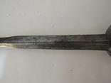 Валлонская шпага( колишмард) XVII века photo 11