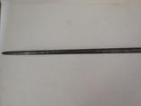 Валлонская шпага( колишмард) XVII века photo 14