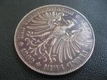 Франкфурт 1 талер 1860 г. Серебро photo 8