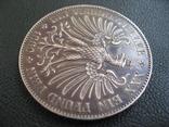 Франкфурт 1 талер 1860 г. Серебро photo 9