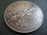 Франкфурт 1 талер 1860 г. Серебро photo 11